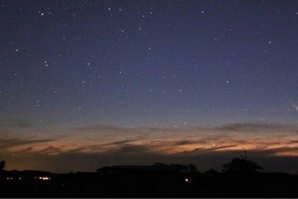 È arrivata la cometa di Pasqua. Ecco come osservarla