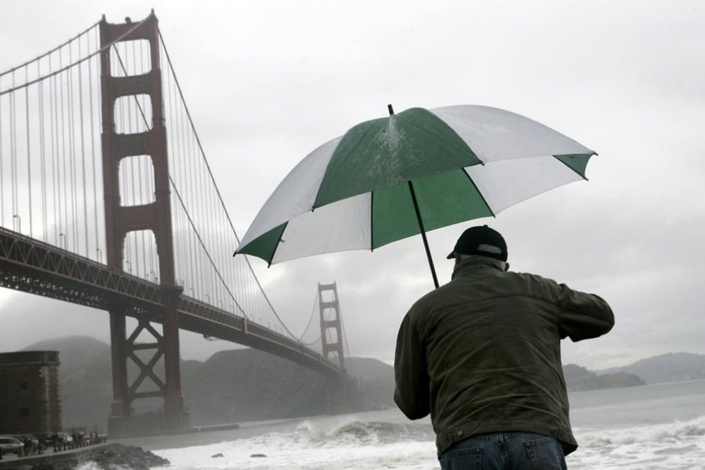 La sabbia del Sahara fa piovere in California