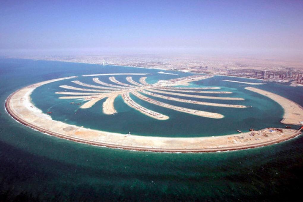 Scogliere hi-tech per i pesci di Dubai