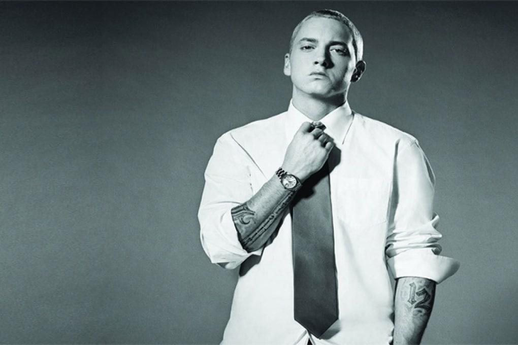 Eminem: il cantante più apprezzato su Facebook