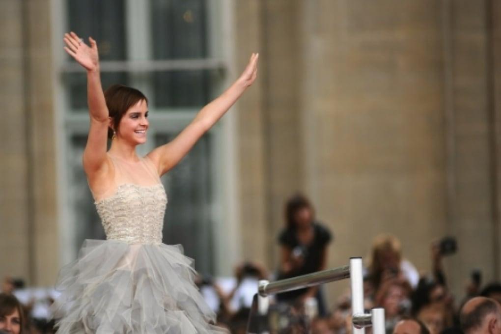 """Emma Watson sarà ne """"La bella e la bestia"""""""
