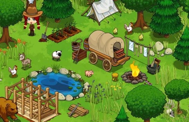 Facebook: ecco il gioco che ti farà scordare FarmVille