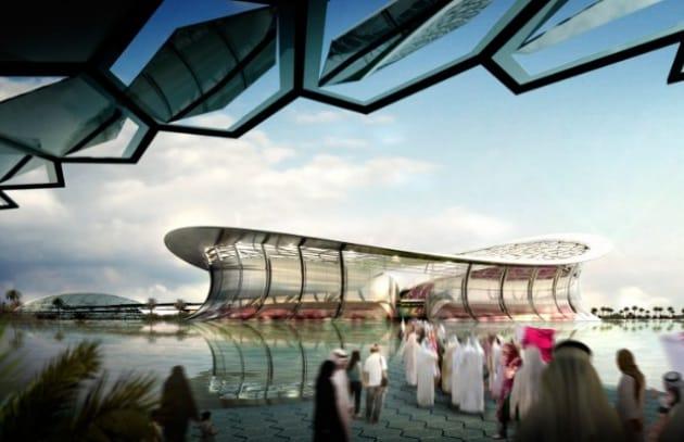 Qatar: uno stadio solare per i Mondiali 2022