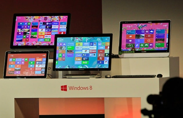 Microsoft lancia in Italia l'attesissimo Windows 8