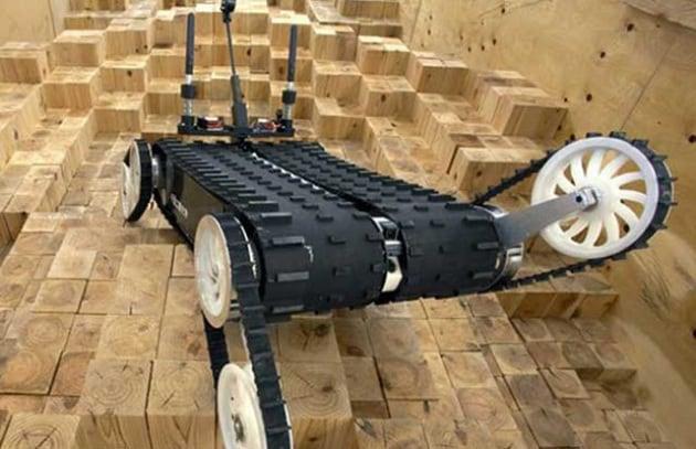 Il robot contro i disastri nucleari