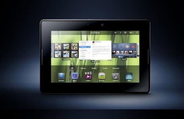 Blackberry PlayBook batte Apple iPad