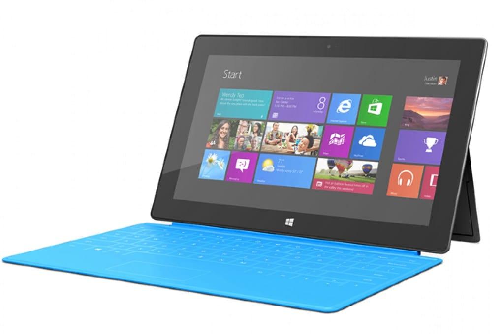 Microsoft Surface Windows RT sbarca in Italia