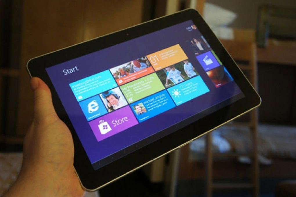 Windows 8 sui tablet: Microsoft detta le regole