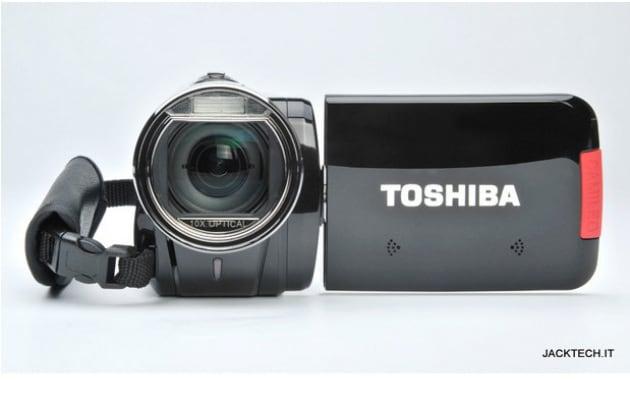 Toshiba Camileo X100 – 321 €