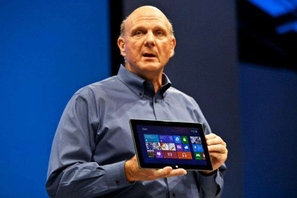 Microsoft, Steve Ballmer e il futuro hardware