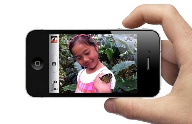 Scatta le tue foto con iPhone tramite...l'auricolare!