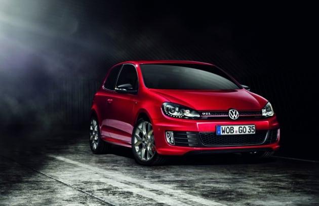 Volkswagen: Il mito Golf rivive su iPhone