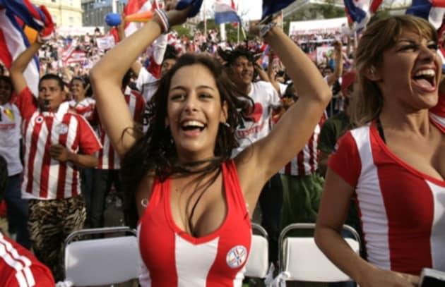 Larissa Riquelme nuda se il Paraguay vince il mondiale