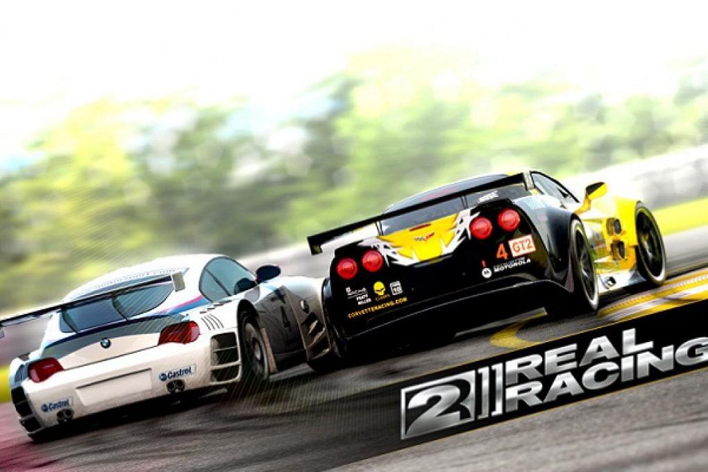 Real Racing 2 il miglior gioco di guida su iPhone