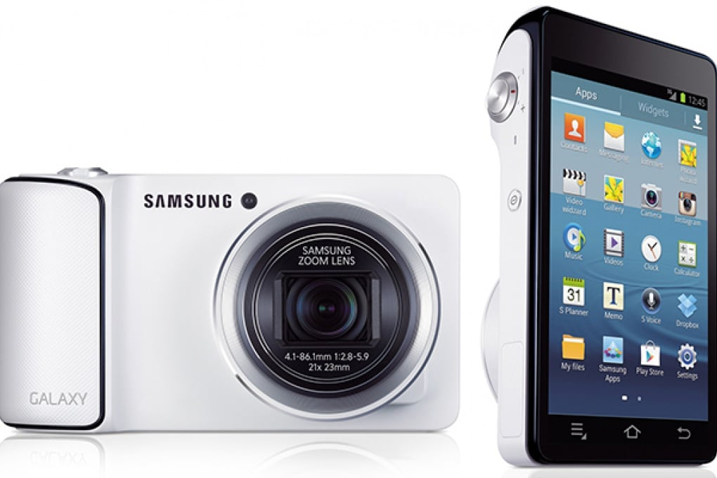 Samsung presenta la Android Galaxy Camera