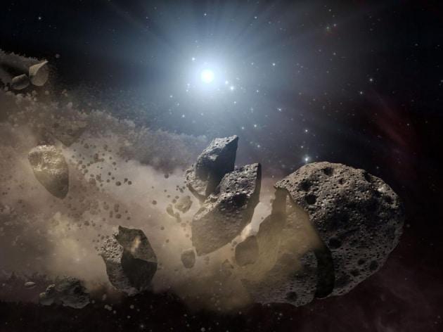 Pronti per l'asteroide di San Valentino? Tutto quello che c'è da sapere