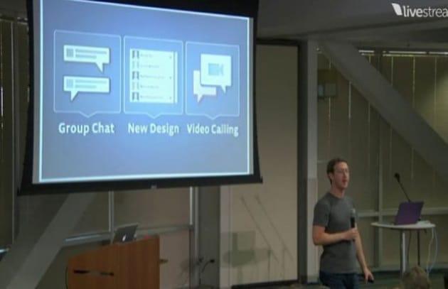 Facebook para il colpo e tenta debole un affondo