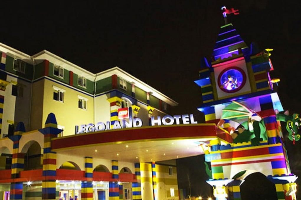 Legoland Hotel per i veri amanti dei mattoncini