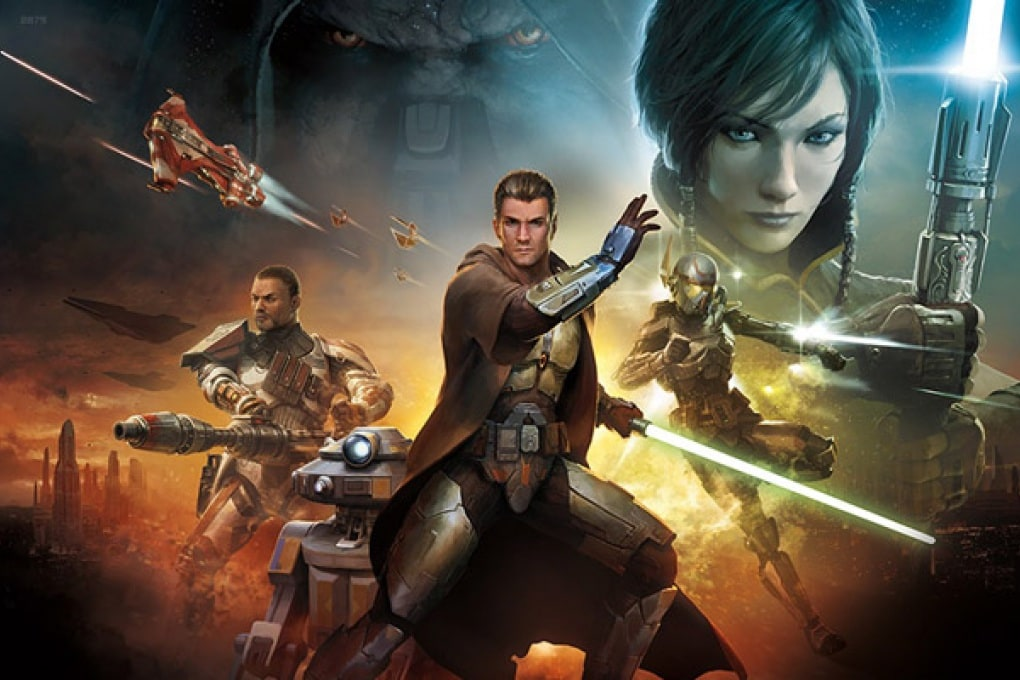 Gioca a Star Wars The Old Republic in anteprima!