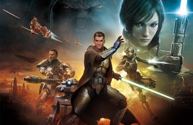 Gioca a Star Wars The Old Republic in anteprima!