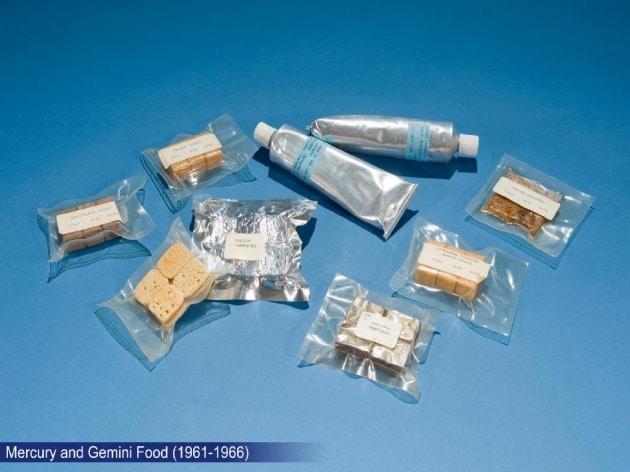 Abbuffate spaziali: a tavola con gli astronauti