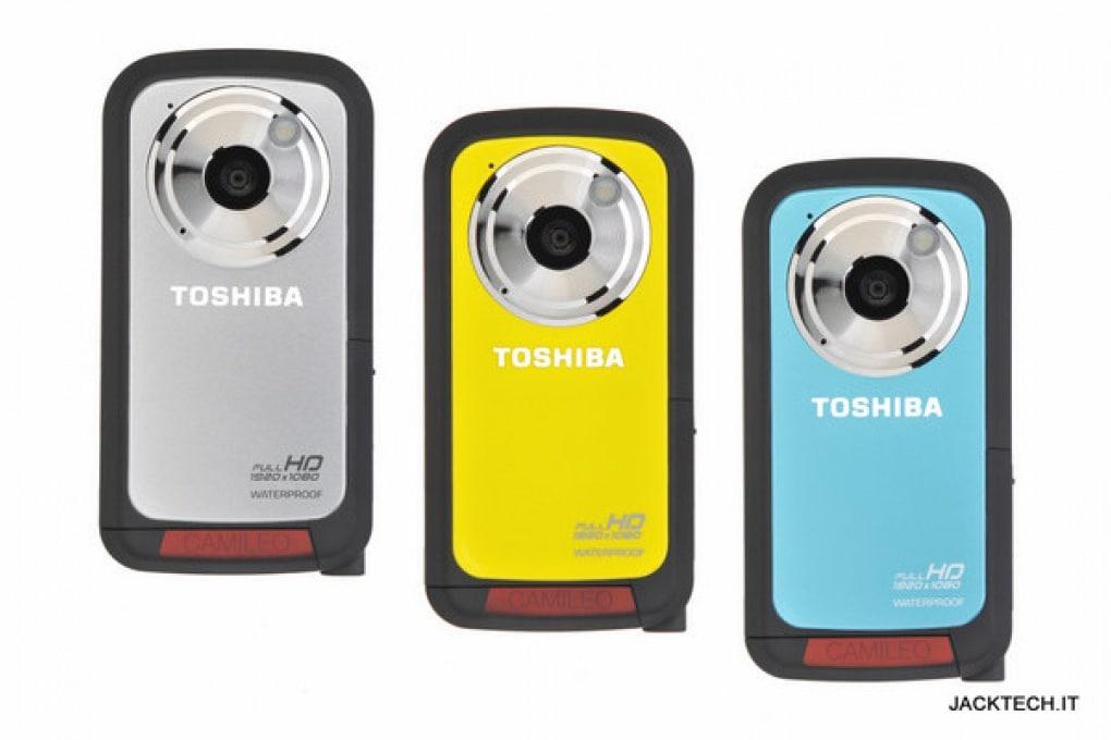 Toshiba Camileo BW10 – 159 €