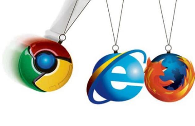 Il browser più sicuro è Google Chrome
