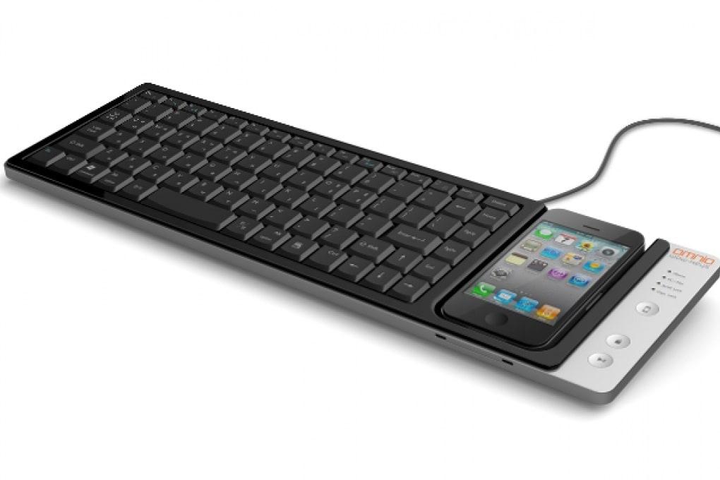 Una tastiera per l'iPhone 4