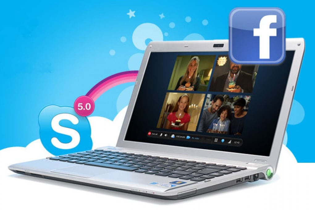 Skype 5.0 per Facebook e pure la ps3 fa l'occhiolino al social