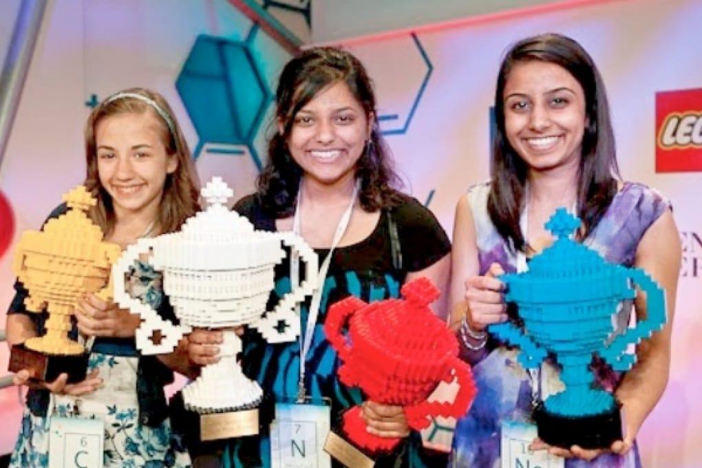 Google e Lego premiano 3 teenager tecnologiche