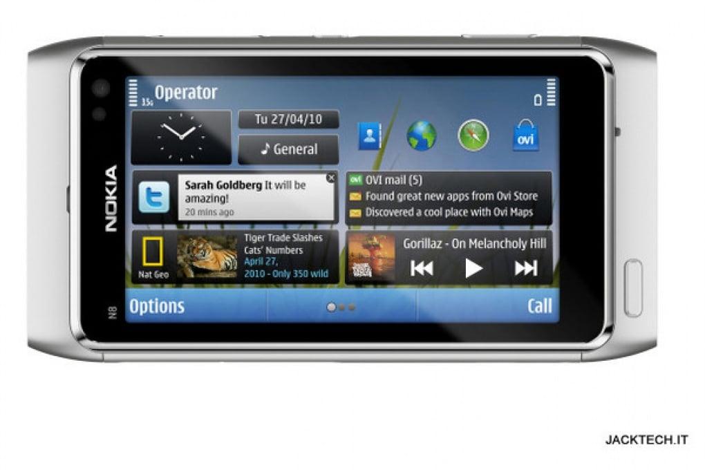 Nokia N8 – 469 €