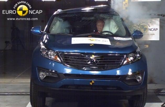 L'Euro NCAP decreta le auto più sicure