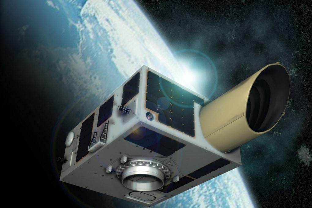 Il primo satellite che va a caccia di asteroidi