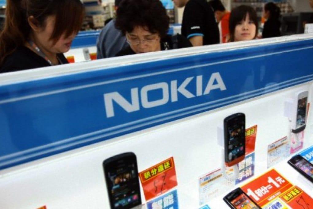 Nokia continua a perdere: -1,41 miliardi di euro