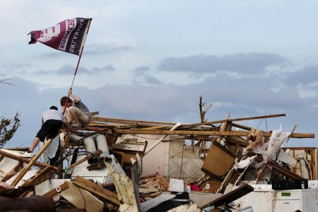 Le catastrofi naturali del 2012 dominate dal pazzo meteo USA