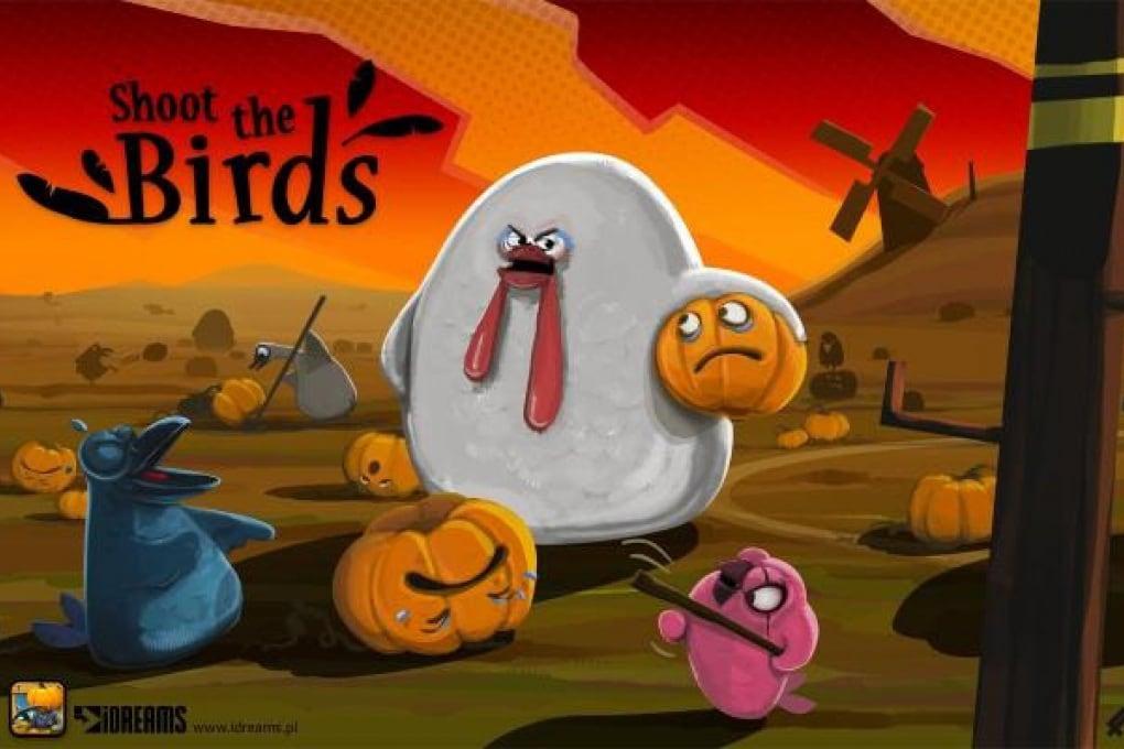 Elimina il maggior numero di uccelli!