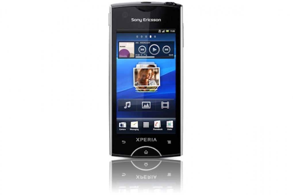 Sony Ericsson Xperia ray - 302 €