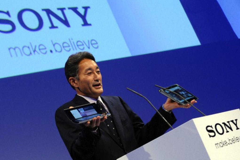 Sony affila le armi per la sfida hi-tech del futuro