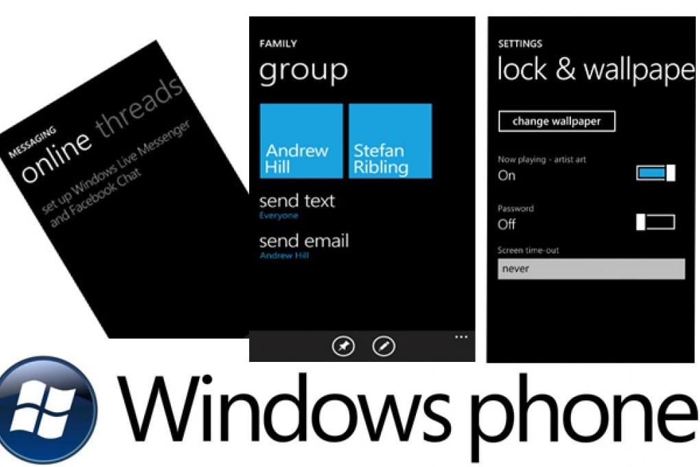 Windows Phone 7 al sapore di Mango