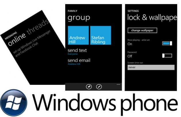 Windows Phone 7 al sapore di Mango