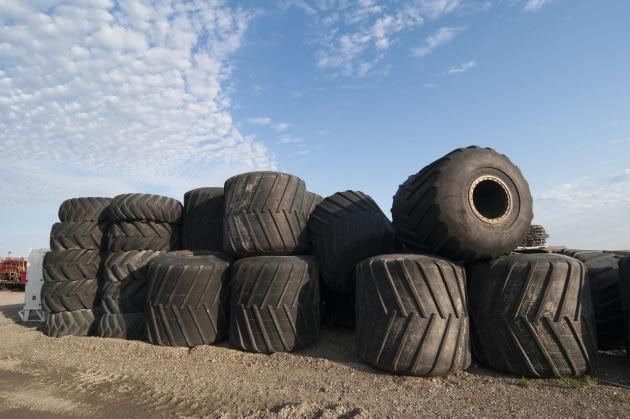 Top Riciclare gli pneumatici usati e per ottenere carburante - Focus.it AW81