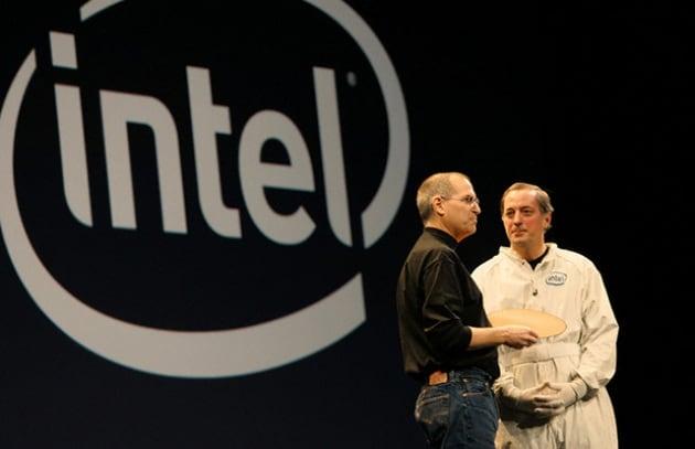 Apple pensa di abbandonare le CPU Intel?