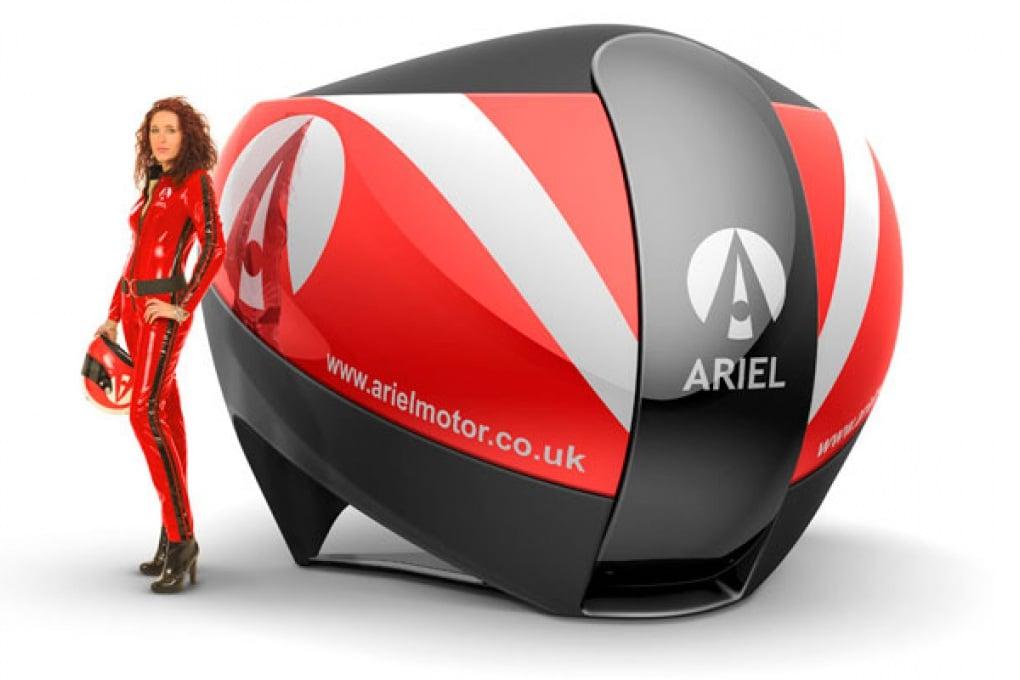 Il primo simulatore di guida sferico a 180 gradi