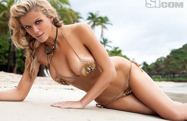 Brooklyn decker hot bikini share