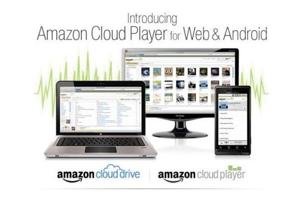 Arriva il Cloud Player di Amazon