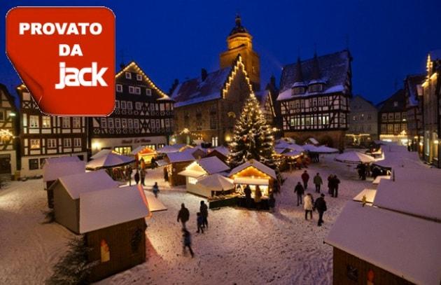 Alla scoperta dei più bei mercatini di Natale