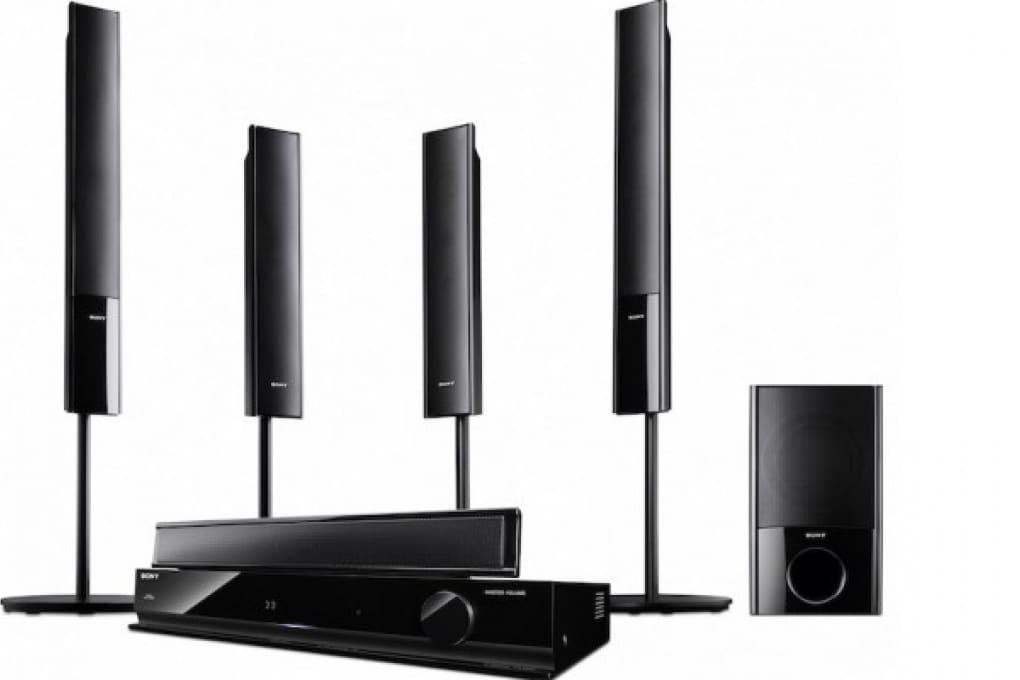 Arriva l'avvolgente suono 3D di Sony