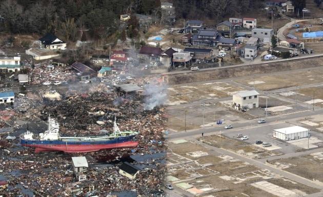 Il Giappone due anni dopo lo tsunami e il terremoto