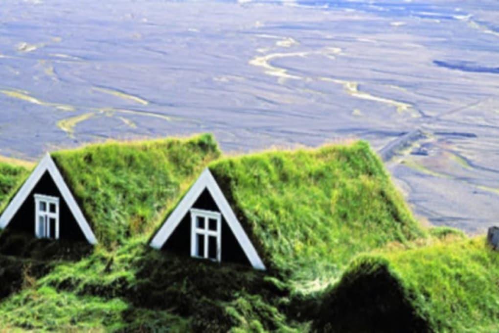 Copenhagen sceglie la politica dei tetti verdi