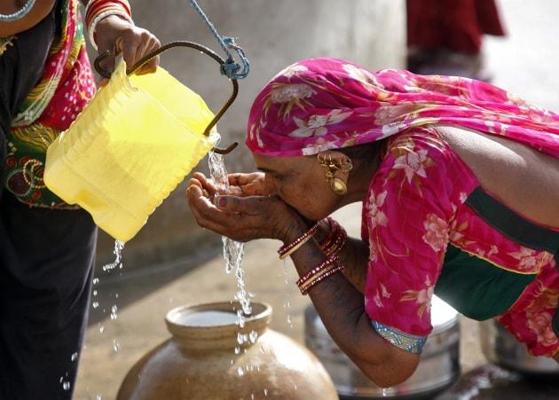 Nel paese dei monsoni dove l'acqua potabile è un lusso